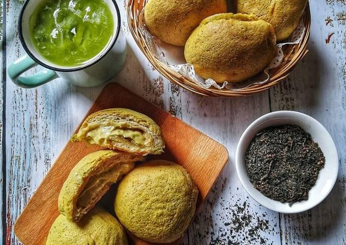 Roti Boy Green Tea