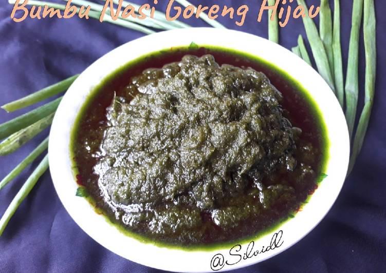 Bumbu Nasi Goreng Hijau