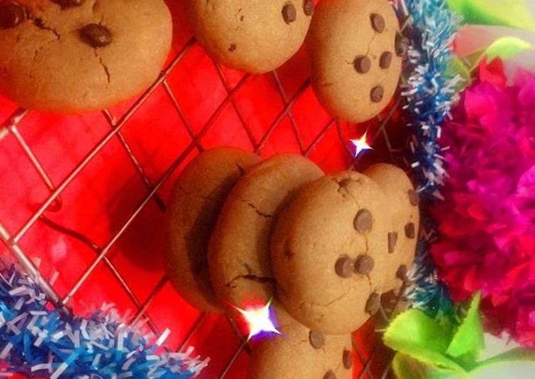 Recipe of Super Quick Homemade Chocolate Cookies