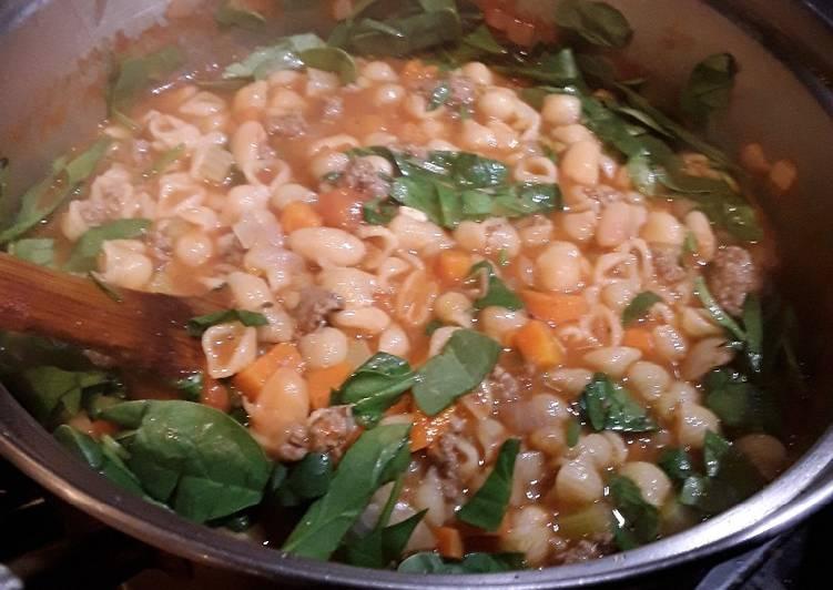 Corinne's minestrone