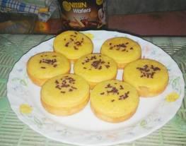 Kue Pukis Dg 2 Kuning Telur Simpel Tnp Mixer(Cetakan Kue Lumpur)