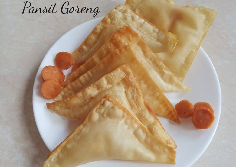 Ham Cheese Pansit Goreng