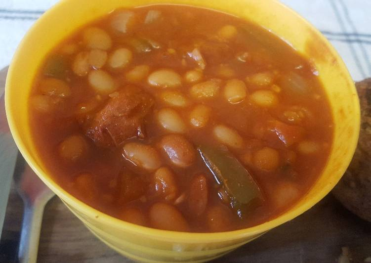 Daz's BBQ BAKED BEANS, Heart Friendly Foods You Should Eat