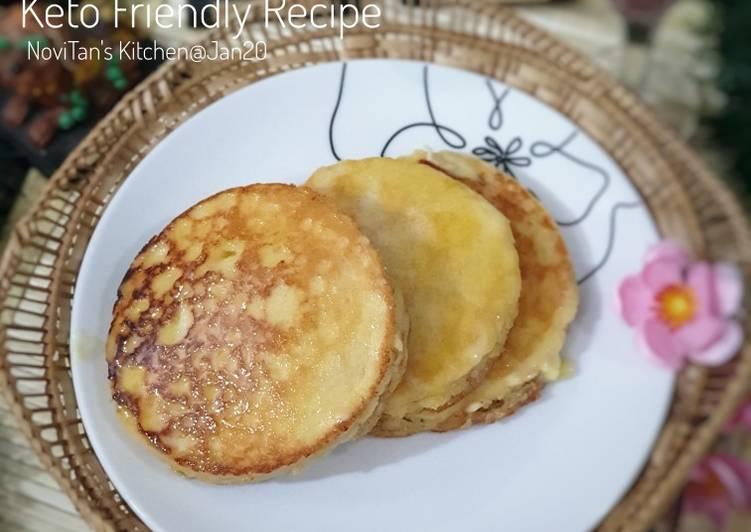 Resep 30. Almond & Coconut Pancakes / Low Carb Pancakes / Pancake Paling dicari