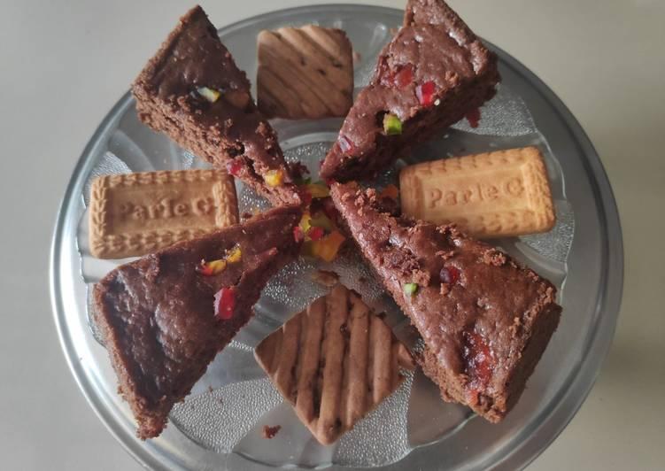Biscuit Brownie