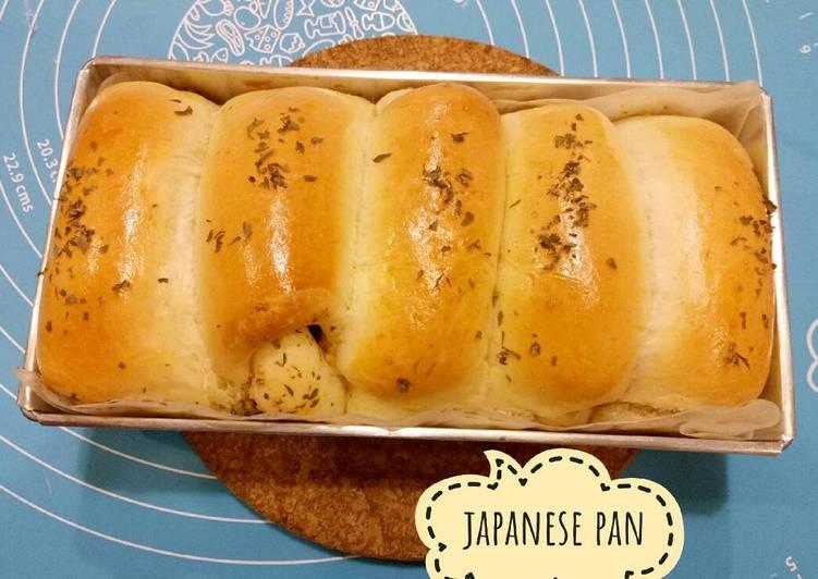 Resep Japanese Pan – Roti Lembut ala Jepang Terbaik