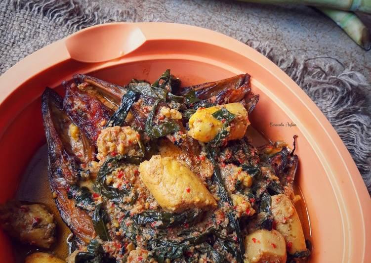 Ikan Sale Tebu Telur Khas Tapanuli
