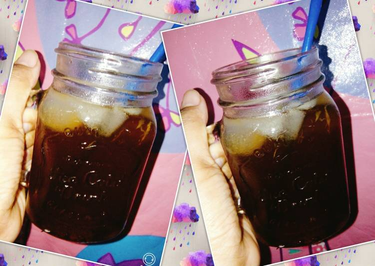 #Ice lemon tea part ll