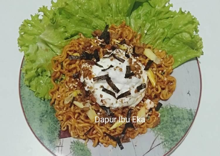 Mie Sedap Korean Spicy