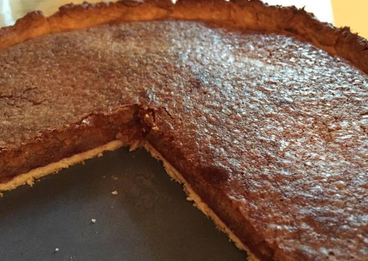 Steps to Make Speedy Bakewell tart