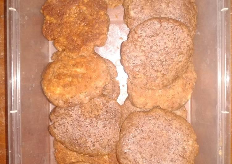 Cookies teflon simple banget