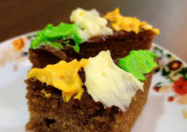 🎂Chai Cake (Kek Teh Tarik)