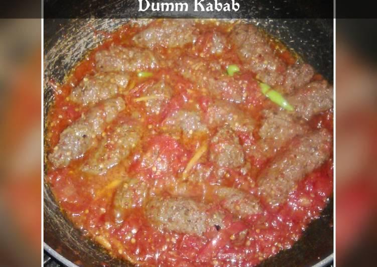 Mutton Dumm kabab