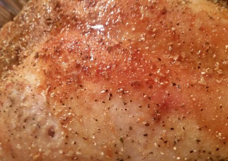 Honey & Lemon Turkey Breast