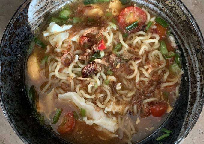 Premium Indomie Instant Noodles Soup
