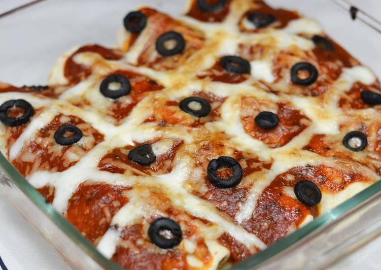 How to Prepare Favorite Mixed Bean Enchilada