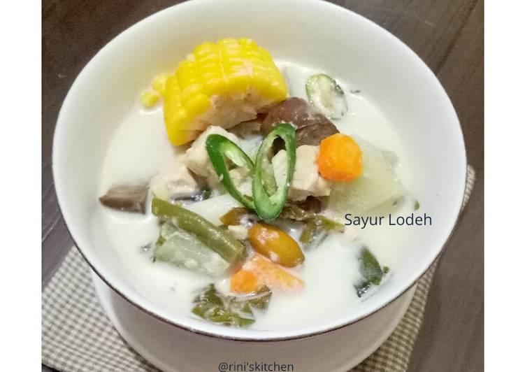 Sayur Lodeh