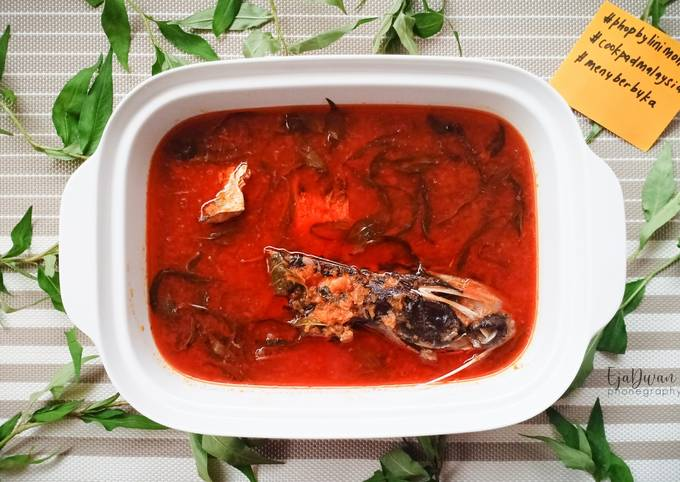 Asam Pedas Ikan Duri #phopbylinimohd
