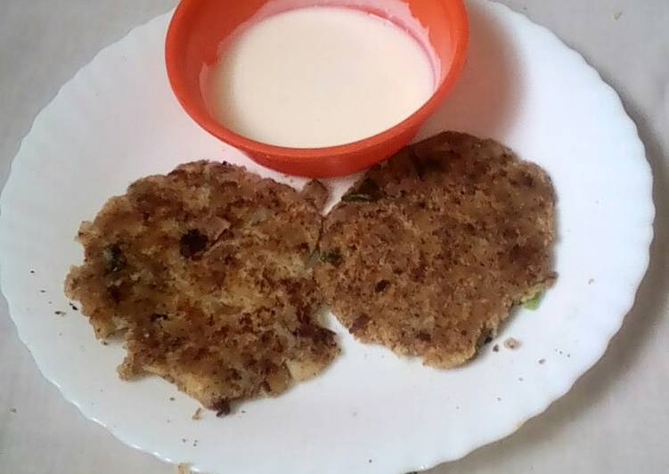 Mashed potato pancakes #potato contest