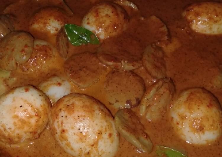 Rendang daging/ayam/jengkol+ telor itik