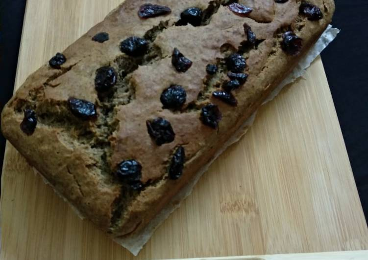 Healthy Multigrain Banana Cake