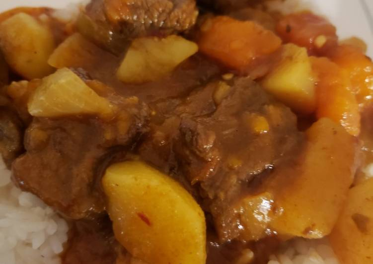 Spicy Beef Stew, Coconut Oil Is Really A Wonderful Product And Can In Addition Be Advantageous For Your Health