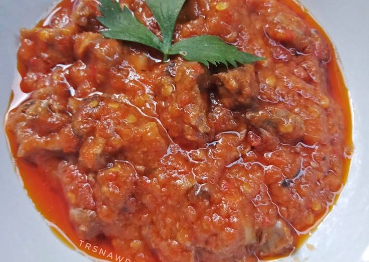 Sambal Bakso, Soto & Sop Ayam