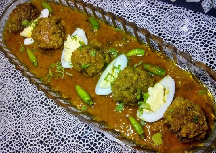 Easiest Way to Prepare Homemade Special kofta curry