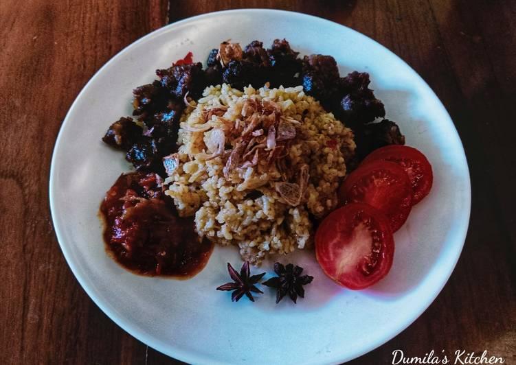 88. Nasi Kebuli Sapi - cookandrecipe.com