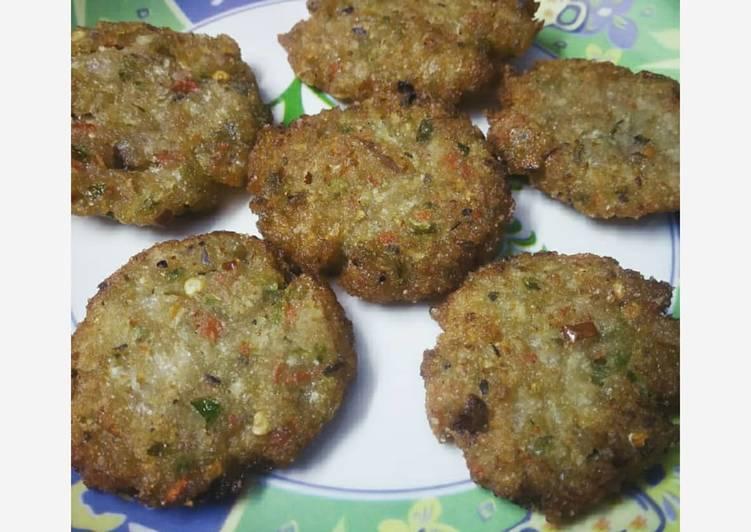 Evening Snacks Rice Flour Made Recipe By Thekitchencounter Aakriti Srivastava Cookpad