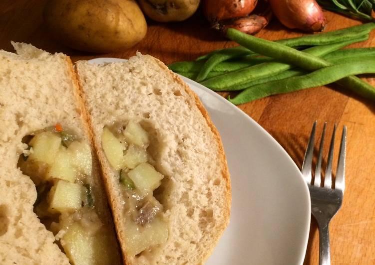 Recipe of Perfect Veggie buns