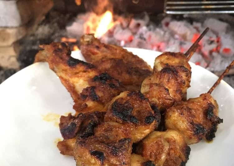 Sayap & Tongking Ayam Bakar - velavinkabakery.com