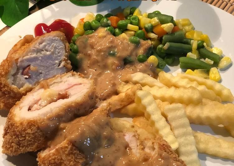 Chicken Gordon Blue