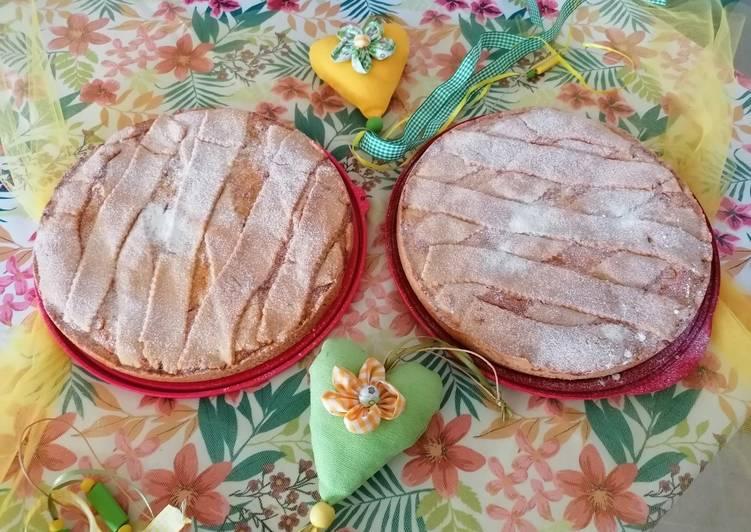 Recipe: Tasty Pastiera di Mari Na 👩🍳 Pasqua 2020🐣🐤🐥