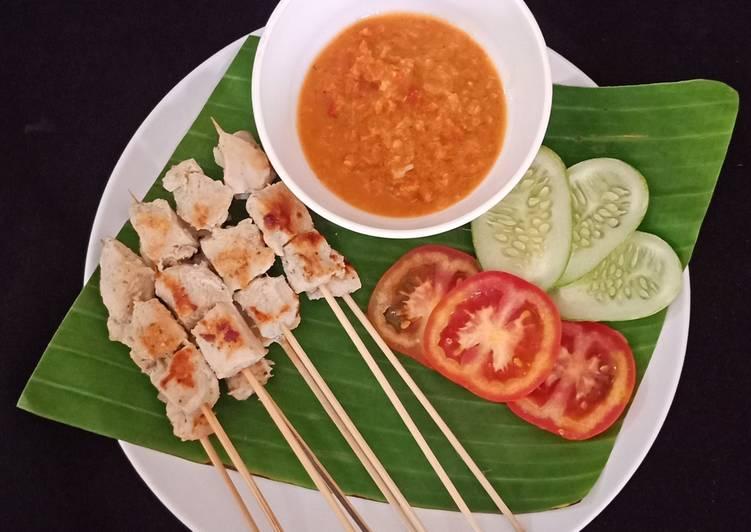 Sate Taichan Diet Friendly