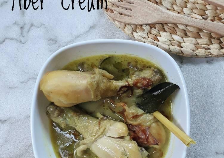 Opor Ayam Fiber Cream