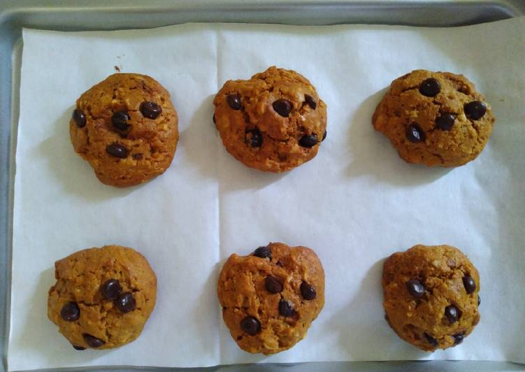Resep Soft cookies almond chocochip Anti Gagal