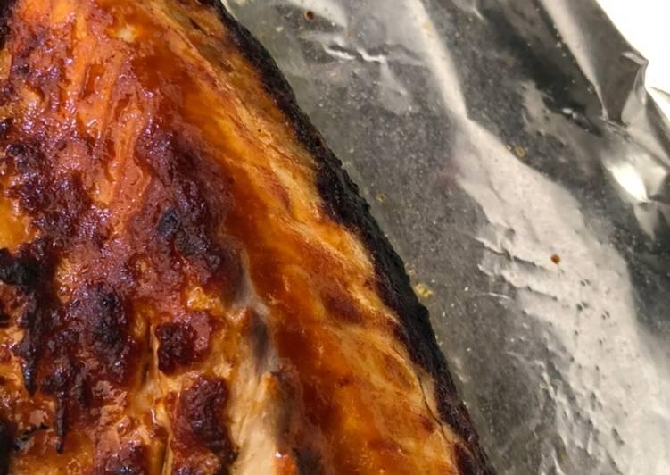 Gochujang Roasted Mackerel