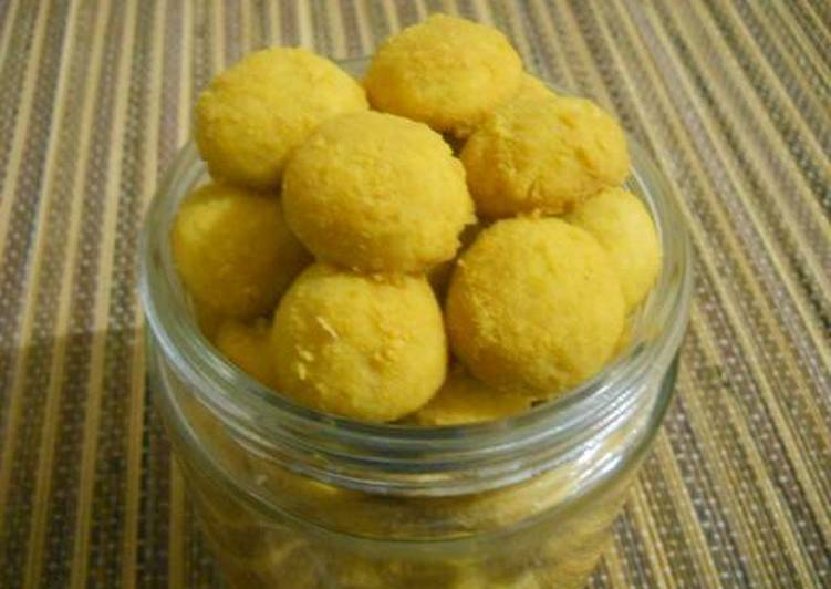 Cheese Ball Cookies