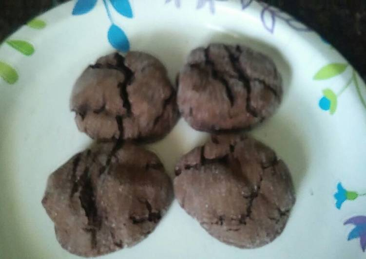 Cocoa Coffee Cookies