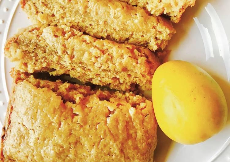 How to Prepare Ultimate Eggless Mango Cake