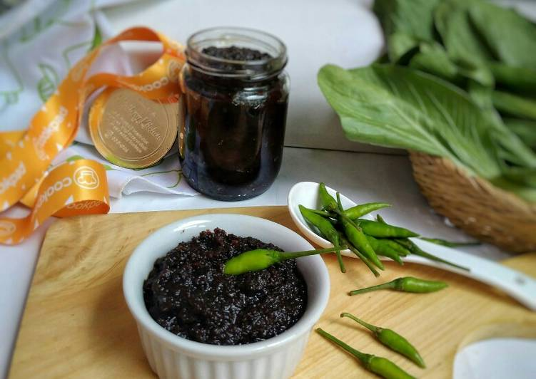 Resep Petis Udang Asli Homemade