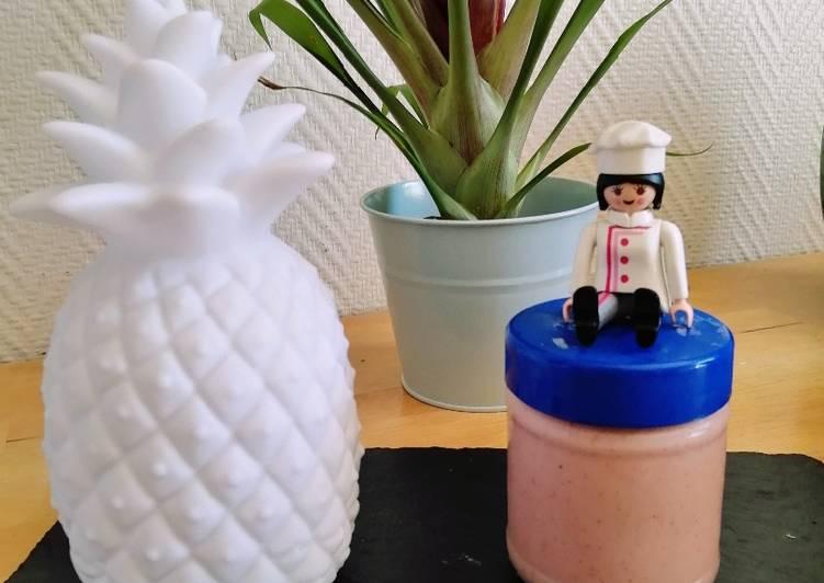 Yaourt Vegetal coco?fraise banane?