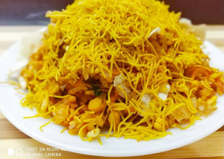 Absolutely Ultimate Dinner Easy Blends Instant Bhel puri   Bhel puri recipe   Mumbai style