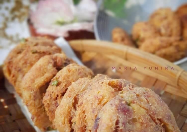 Resep Perkedel Tahu (Tips) Yang Populer Bikin Nagih