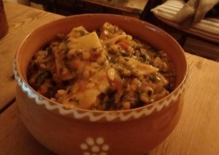 Easiest Way to Prepare Favorite Lasagna soup