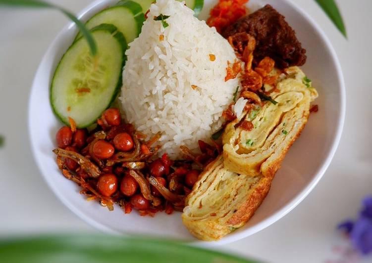 Nasi Uduk Kebon Kacang