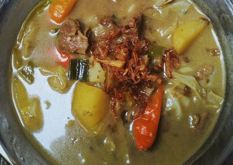 Tongseng Kentang Daging Sapi