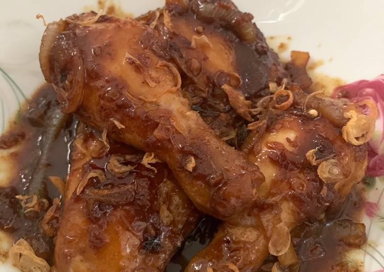 Ayam Semur / Ayam Kecap