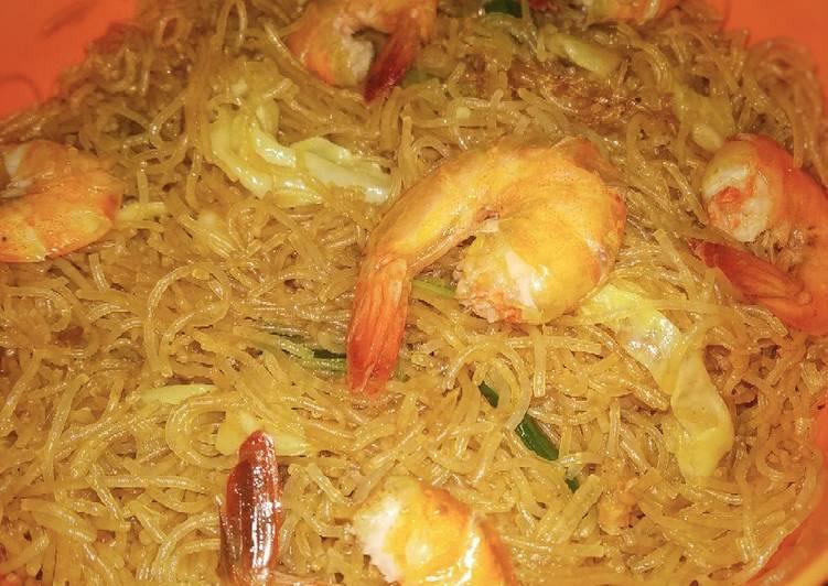 Resep Masakan Bihun Goreng Udang ~ Resep Manis Masakan Indonesia